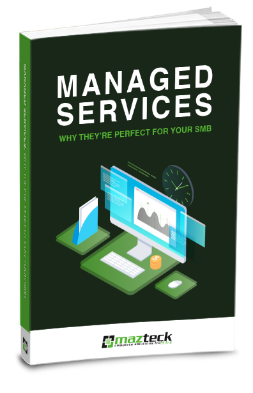 Managed IT services, Cloud Services ebook in New Jersey and New York